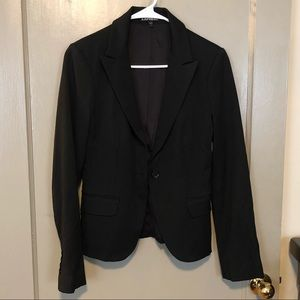 Express women black suit